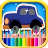 点击获取Cars Coloring Book for Boys