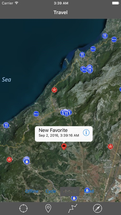 MAJORCA (MALLORCA) ISLAND – Travel Map Navigator screenshot-2