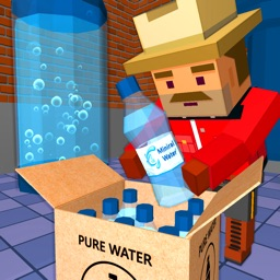 Water Factory Construction 3D