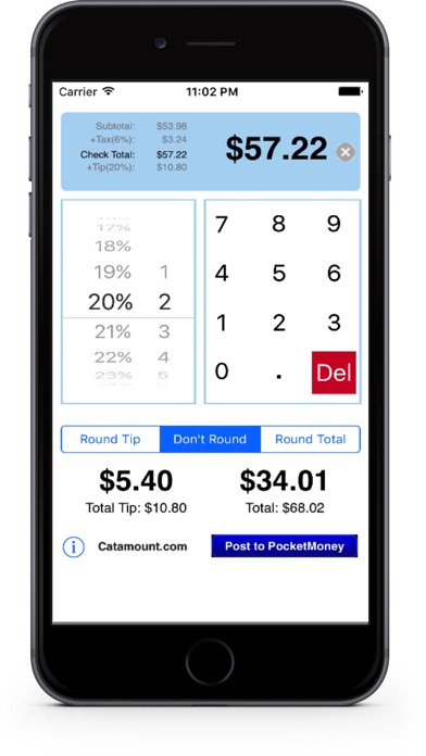 CheckPlease Lite - Tip Calculator-0