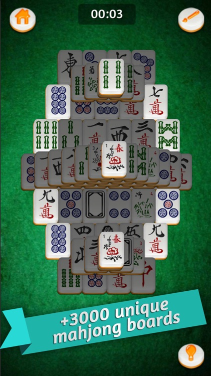 Mahjong Gold Solitaire screenshot-0