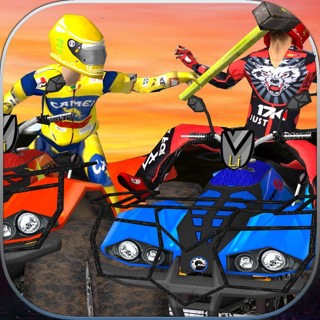 ATV STREET FIGHT RACING hack