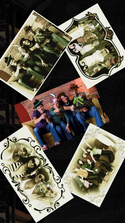 Retro Photo Booth - Vintage Style Effects For Your Photos