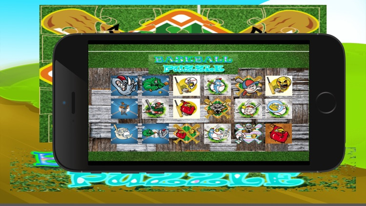 baseball jigsaw to game app screenshot-4