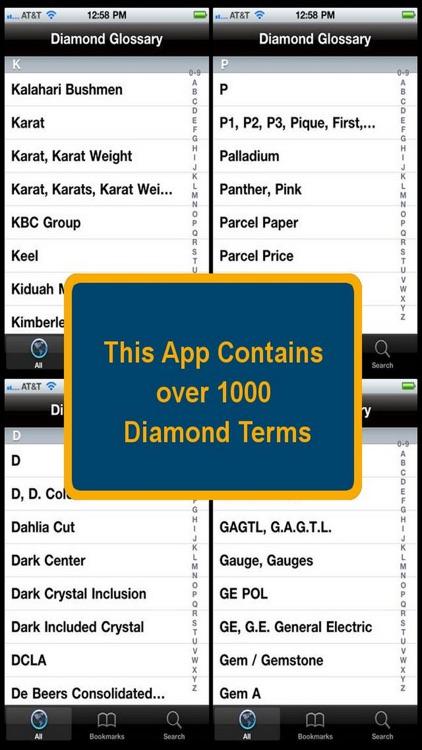 Diamond Glossary Plus+ screenshot-4