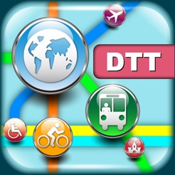 Detroit Maps Download Smart Bus Maps and Tourist Guides on the