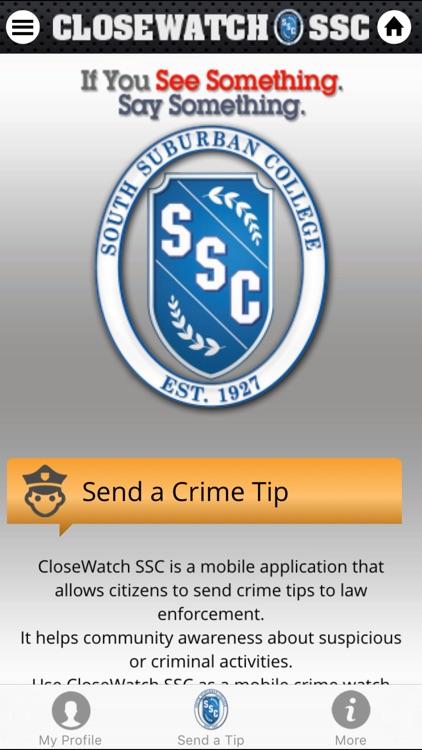 CloseWatch SSC
