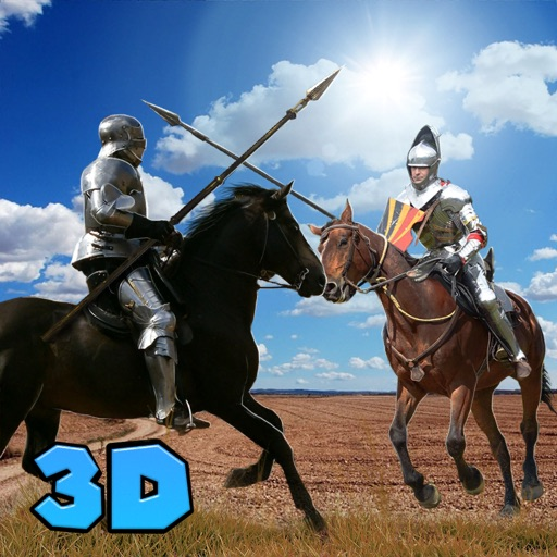 Knight Fighting Horse Ride iOS App