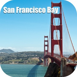 San Francisco Bay CA, USA Tourist Travel Guide
