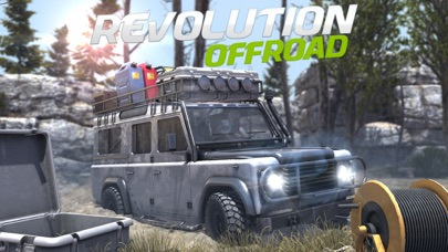 Revolution Offroad screenshot 1