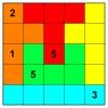 变形数独5 - 拼图 数独 5x5