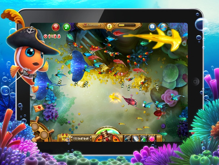 Fishing Joy HD screenshot-3