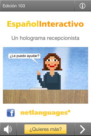 Español Interactivo - náhled