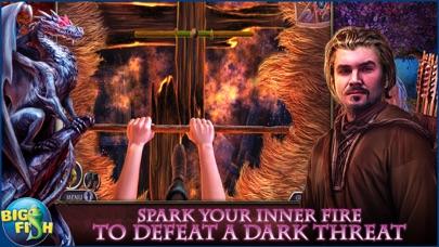 Dark Realm: Queen of Flames - A Mystical Hidden Object Adventure (Full) Screenshot 3