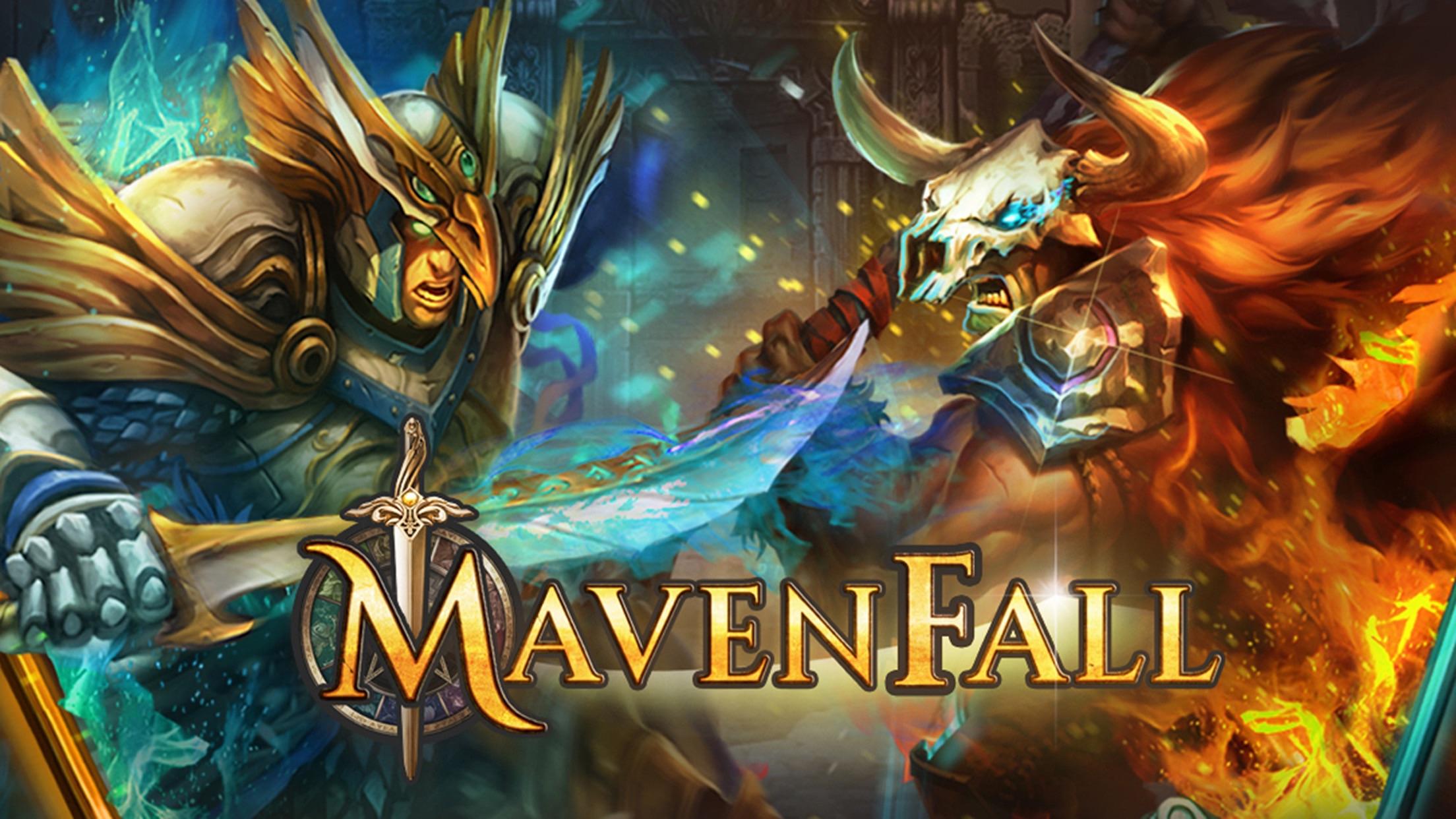 Mavenfall Screenshot