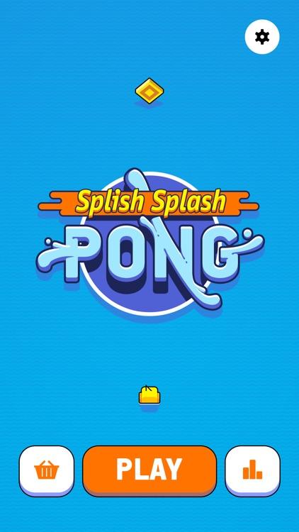 Splish Splash Pong screenshot-4