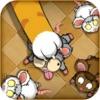 猫的游戏 - 可愛貓咪 在橡皮糖世界糖果凯蒂猫的冒险