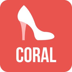 CORAL shop app