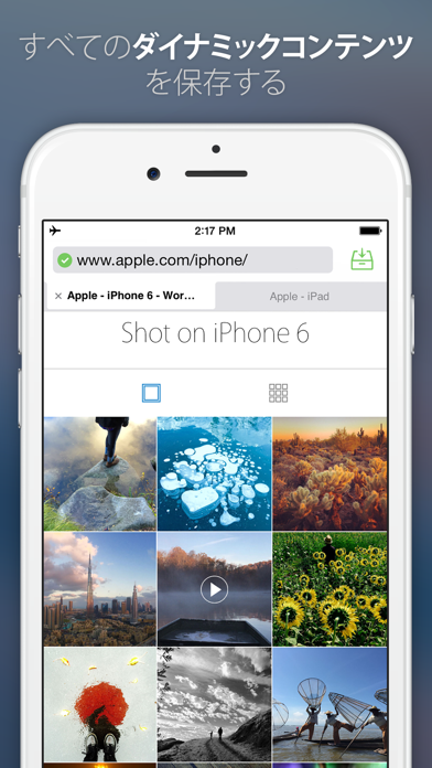 Offline Pages ScreenShot0