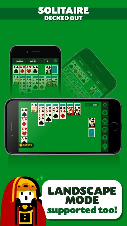 Solitaire: Decked Out (Ad Free) screenshot-4