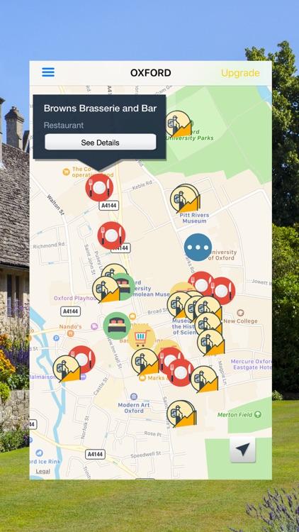 Oxford Travel Expert Guides screenshot-4