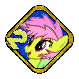 Little Gravity Pixel Pony - My Magical Fantasy Adventure 2