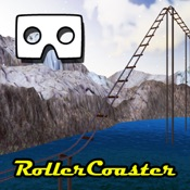 VR Mountain RollerCoaster for Cardboard Glasses