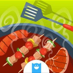 BBQ Grill Maker - Barbecue Cooking Game (No Ads)