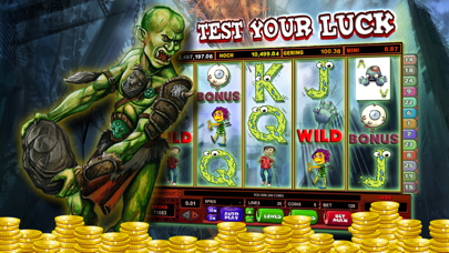 Zombies Slot Frenzy Machines: Undead Scary Casino screenshot one