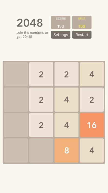 New 2048 Number Puzzle Game Free - Unlimited Target On Russe Number Games screenshot-3
