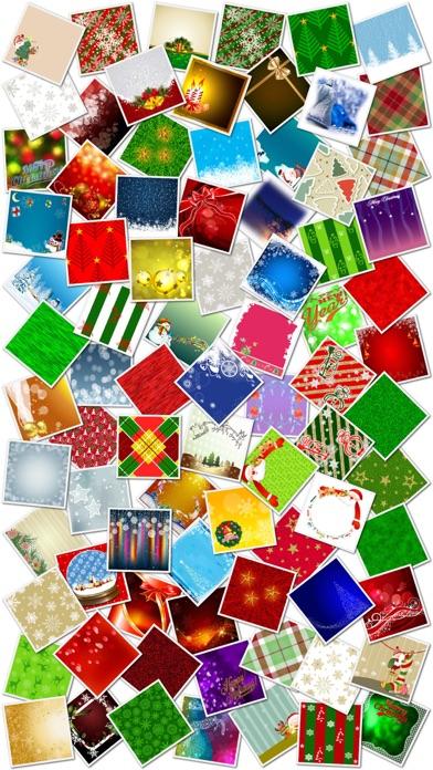 Weihnachten Fotos und AufkleberScreenshot von 2