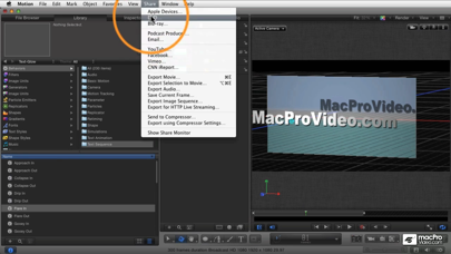 Render and Output for Motion 5 screenshot four