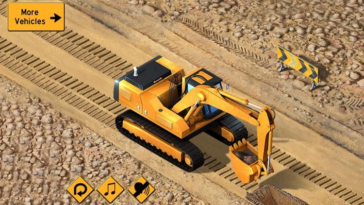 Kids Vehicles: Construction for iPhone screenshot-3