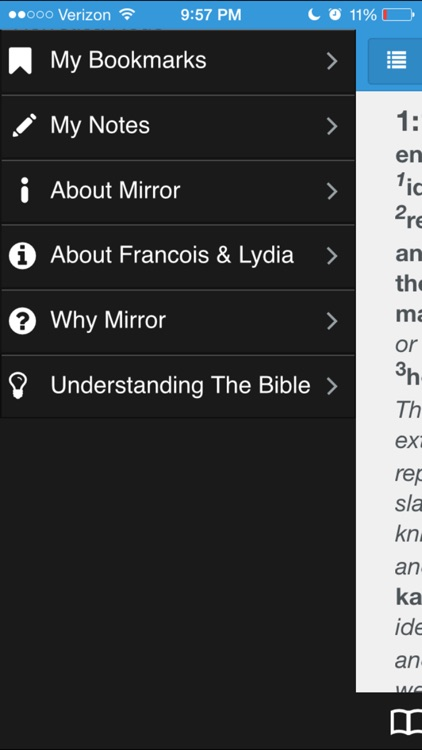 Mirror Bible screenshot-3