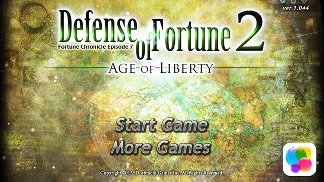 Defense of Fortune 2 Screenshot