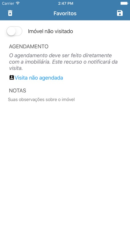 Rossi Imóveis screenshot-4