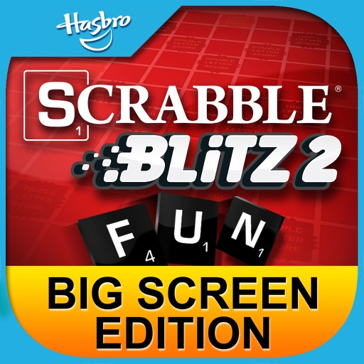 SCRABBLE Blitz 2: Big Screen Edition