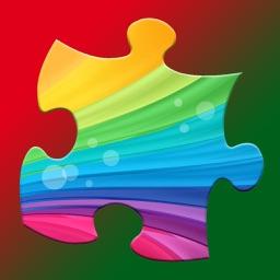 Merry Xmas jigsaw