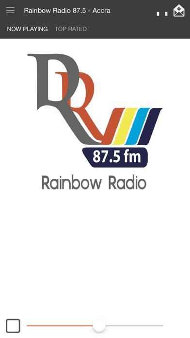 RAINBOW RADIO 87.5 screenshot one