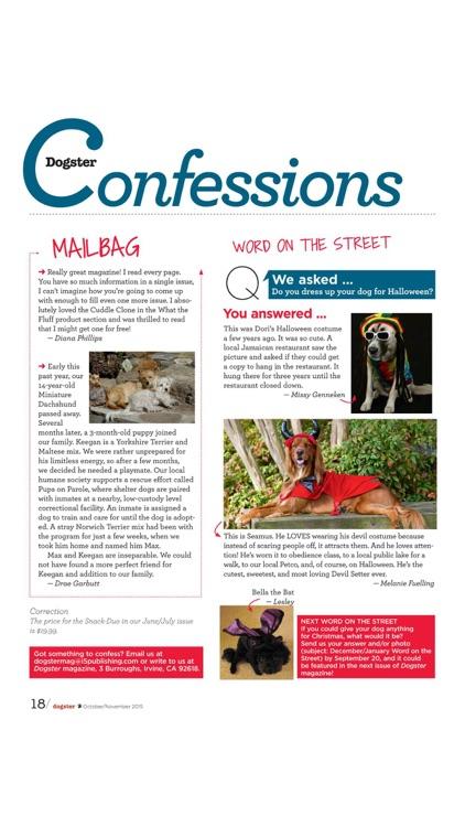 Dogster Magazine screenshot-3
