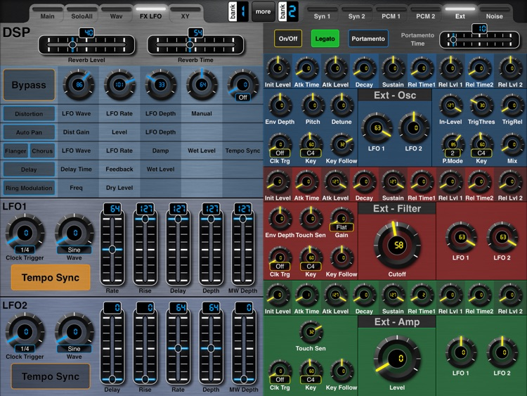 MIDI Designer XW screenshot-2