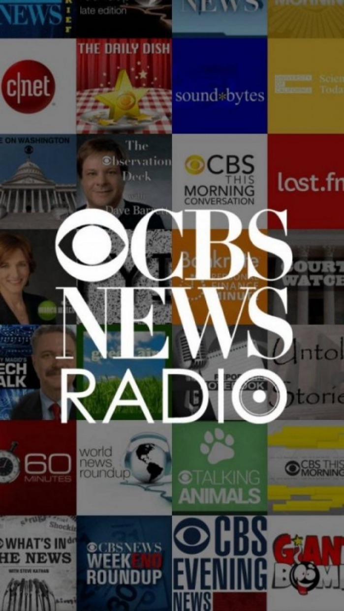 CBS Radio News Screenshot