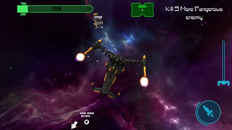 Strike On Galaxy : Clash of Galaxy Legend screenshot-3