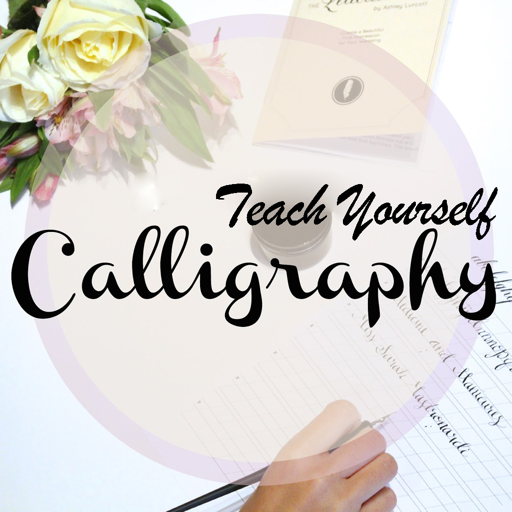 Teach Yourself Calligrahpy