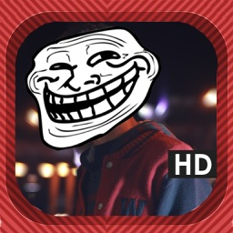 Troll Face Meme Creator Camera