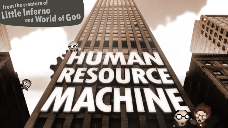 Human Resource Machine screenshot-0