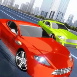 Real Traffic Racer Drag Speed Highway : 3d Racing Game