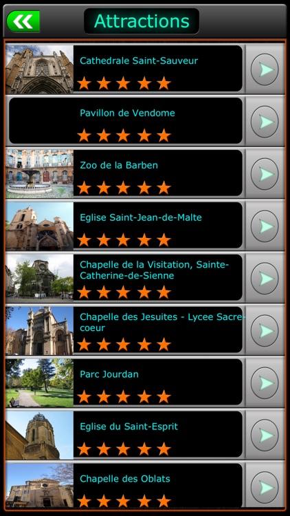 Aix en Provence City Travel Explorer