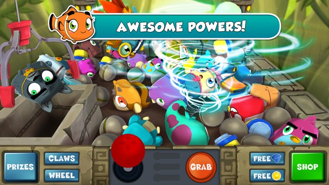 free online claw machine game