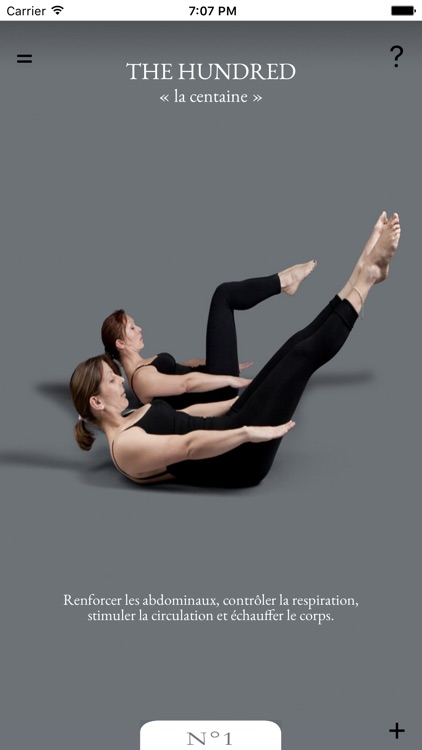 38 Pilates Positions screenshot-3